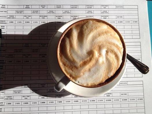 san franciscan roaster, cappuccino