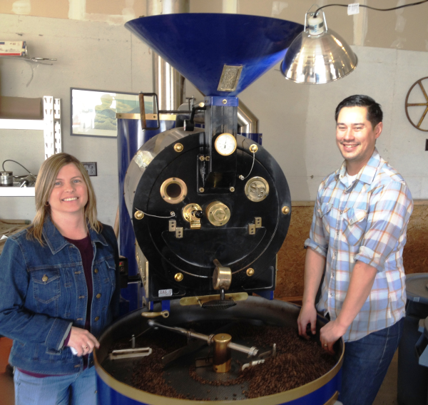 coffee roaster, san franciscan coffee, commercial coffee roaster