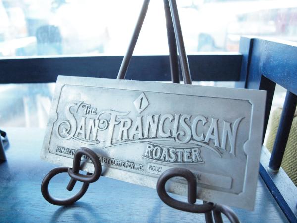 san fran roaster, san franciscan, zinc, template, roaster template
