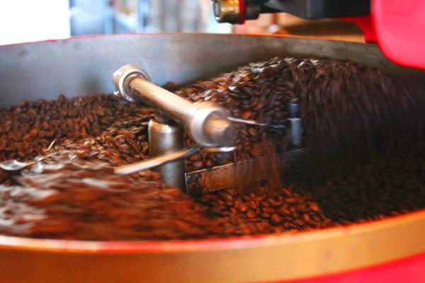 coffee, coffee roaster, sf6, ohio coffee roaster, san franciscan coffee roaster