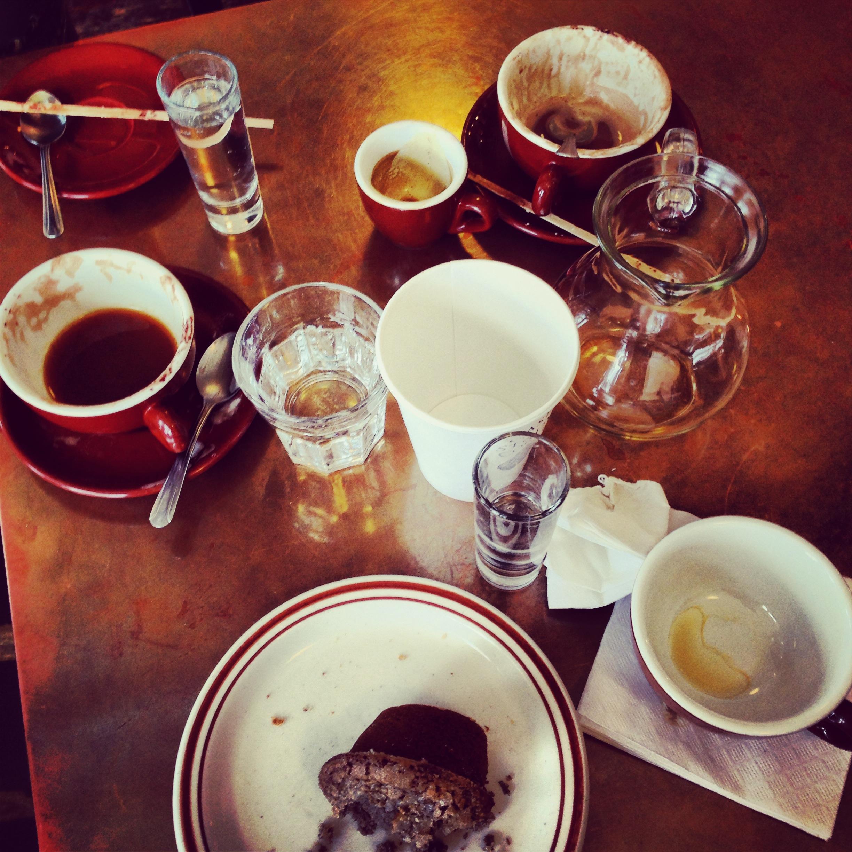 coffee, coffee break