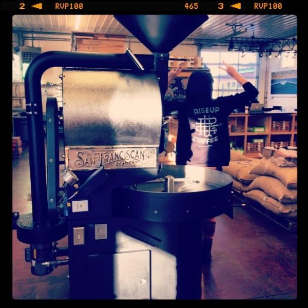 coffee roaster, coffee maryland, san franciscan roaster, san fran roaster, roasting coffee