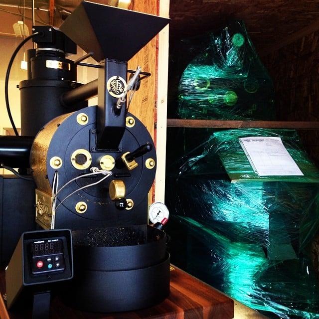 coffee, coffee roaster, san diego coffee