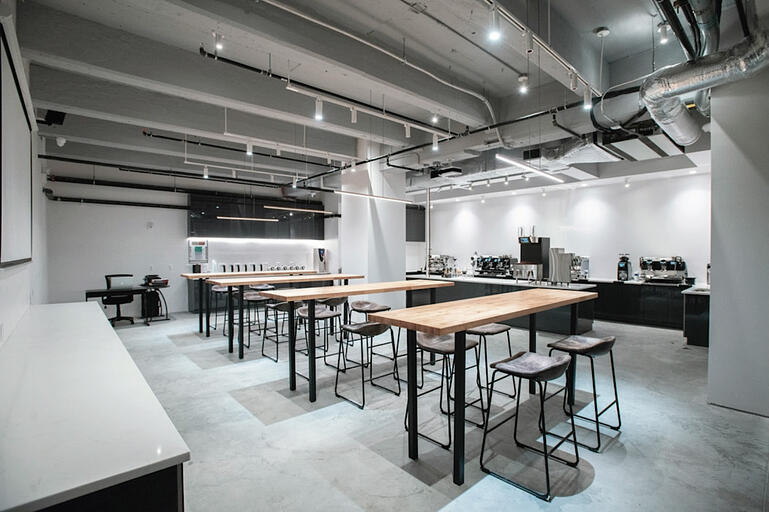 Coffee Project NY SCA Training Campus