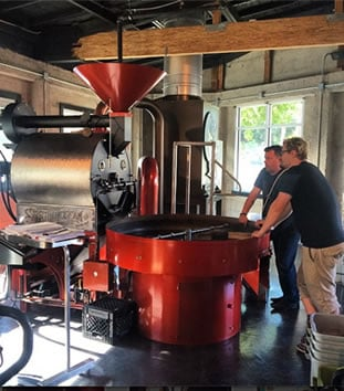 Finance your new San Franciscan Roaster™