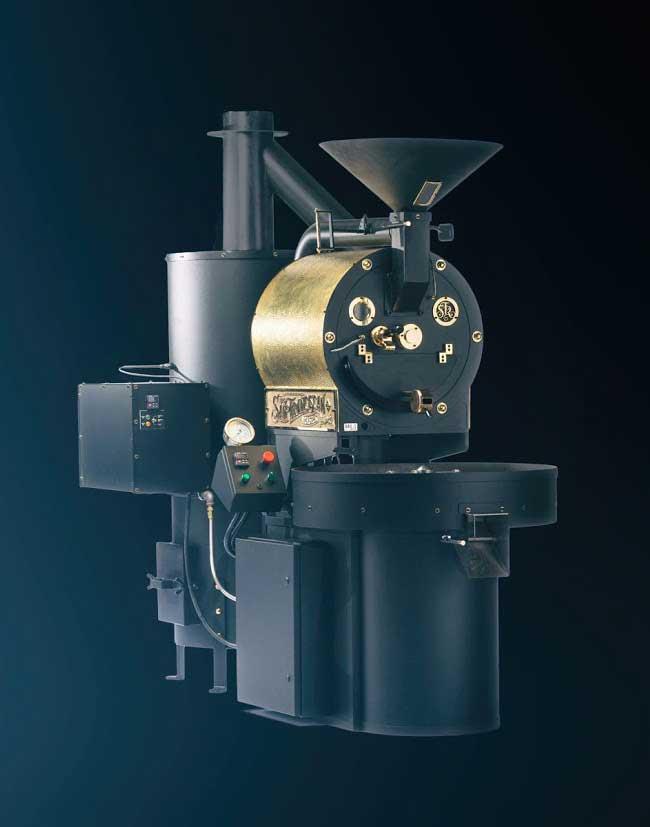 The San Franciscan Roaster Company's SF-25 Coffee Roaster