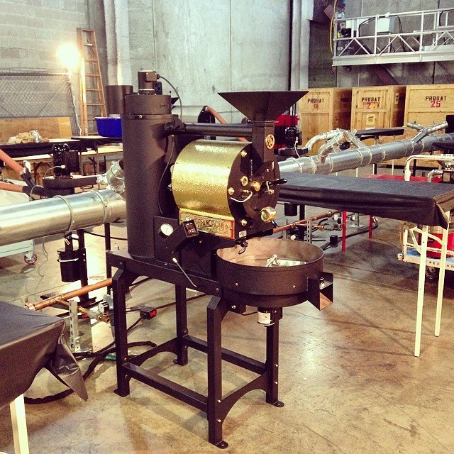 San Franciscan SF-6 headed to SCAA Convention 2015