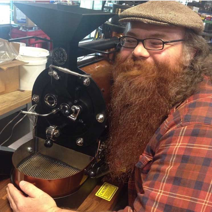 Michael McIntyre from Catalyst Coffee love's his SF-1