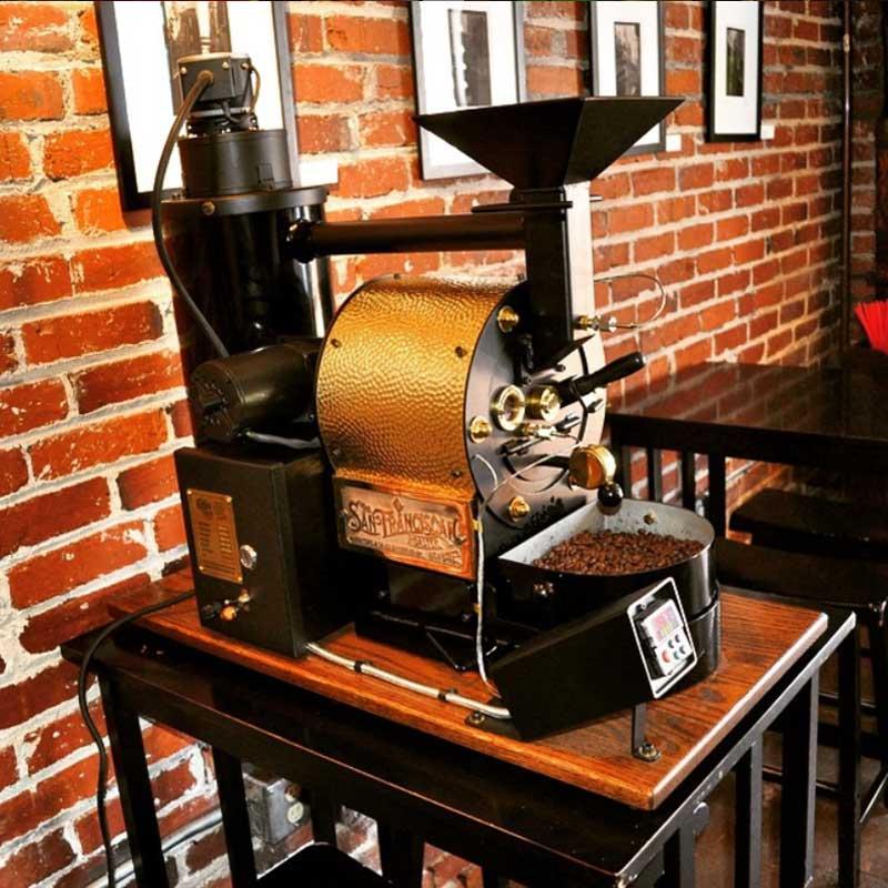 The Hub Coffee's SF-1 in Reno Nevada