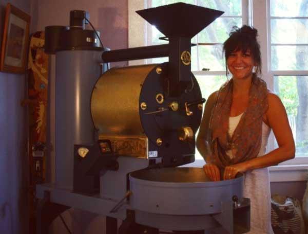 Women who love San Fran Coffee Roasters