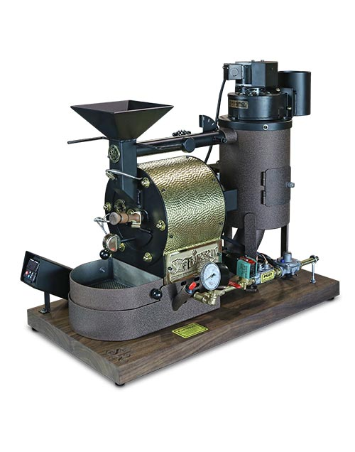 The San Franciscan Roaster Company's SF1/600g coffee roaster