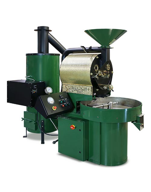 The San Franciscan Roaster Company's SF-25 Coffee Roaster
