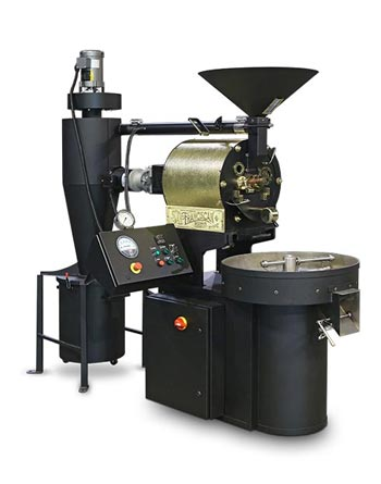 The San Franciscan Roaster Company's SF-25 lb/12kg coffee roaster